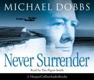 Never Surrender - CD by Michael Dobbs