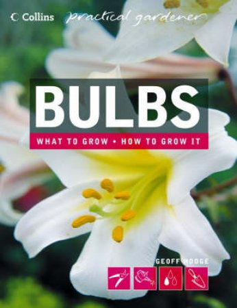 Collins Practical Gardener: Bulbs by Geoff Hodge