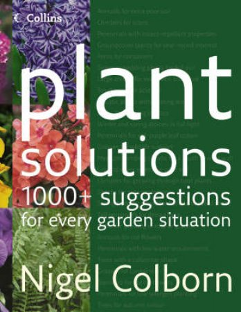 Plant Solutions by Nigel Colborn
