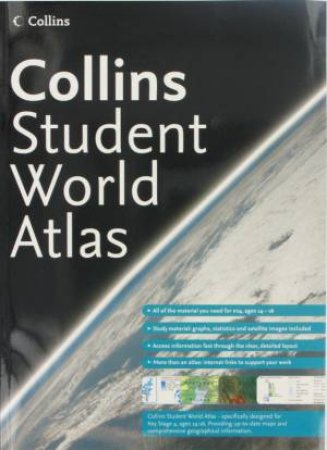 Collins Student World Atlas by Various