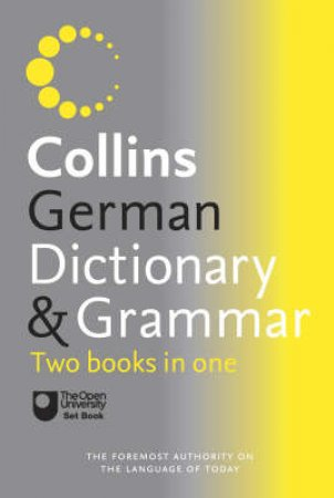 Collins German Dictionary Plus Grammar by Unknown
