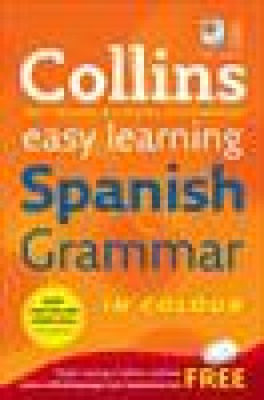 Collins Easy Learning Spanish Grammar in Colour, 1st Ed by Various