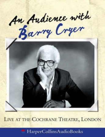 An Audience With Barry Cryer - Tape by Barry Cryer