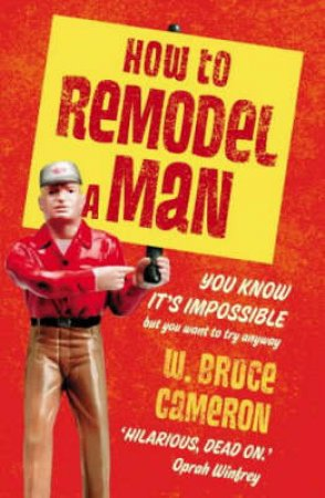 How To Remodel A Man: You Know It's Impossible by W Bruce Cameron