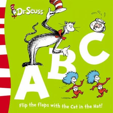 Dr Seuss: ABC by Dr Seuss