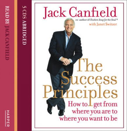 Success Principles - CD by Jack Canfield