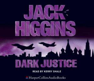 Dark Justice - CD by Jack Higgins