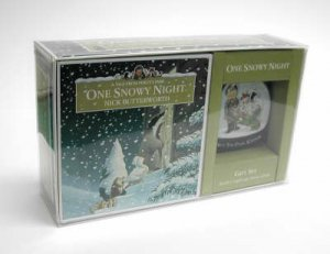 One Snowy Night: Globe Pack Gift Set by Nick Butterworth