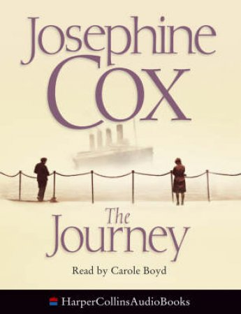 The Journey - Cassette by Josephine Cox
