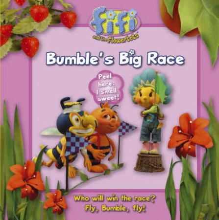 Bumble's Big Race by Unknown