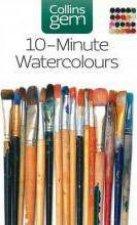 Collins Gem 10Minute Watercolours