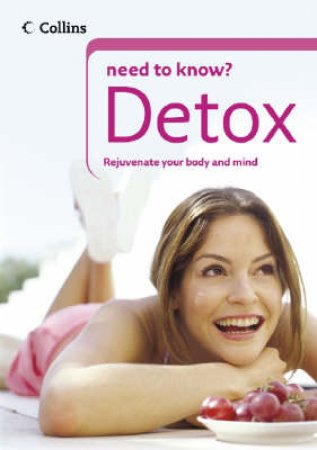 Collins Need To Know: Detox by Paul Morgan