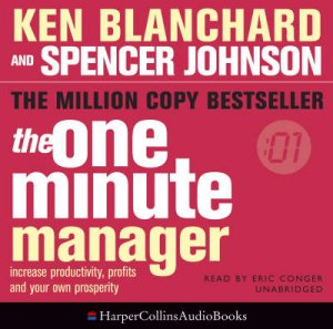 One Minute Manager - CD by Ken Blanchard
