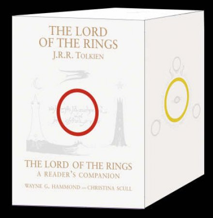 The Lord Of The Rings Boxed Set - 50th Anniversary Edition by J R R Tolkein