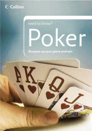 Collins Need To Know?: Poker by Unknown