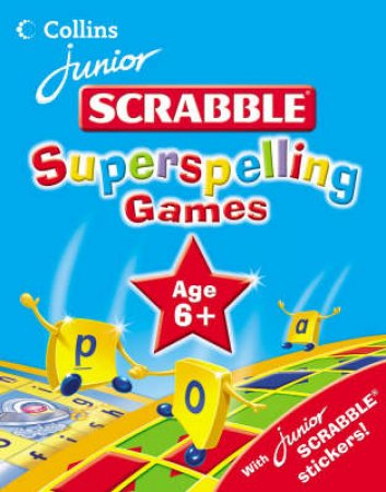 Superspelling Games 6+ by James David