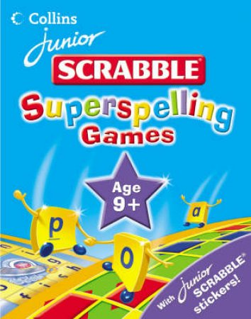 Superspelling Games 9+ by James David