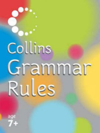 Collins Grammar Rules by Unknown