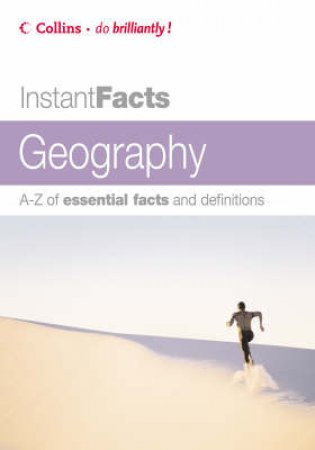 Collins Instant Facts: Geography by Unknown