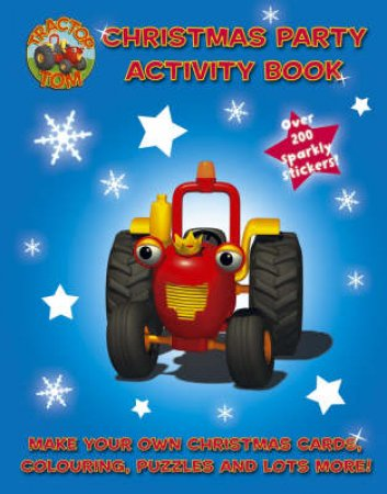 Tractor Tom: Christmas Activity by Unknown