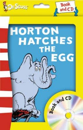 Dr Seuss: Horton Hatches The Egg - Book & CD by Dr Seuss