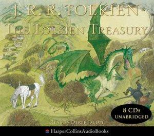 Tolkien Treasury Boxed Set - CD by J R R Tolkien