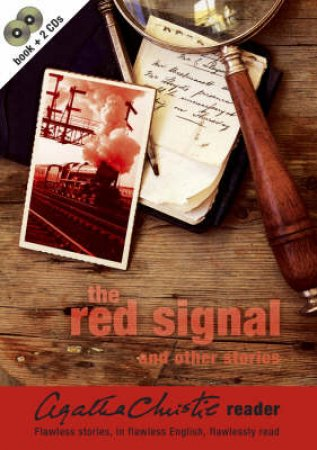 Agatha Christie Reader: The Red Signal And Other Stories - Book & CD by Agatha Christie