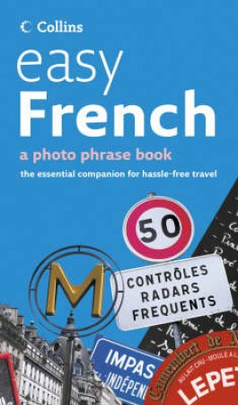 Collins Easy French: A Photo Phrase Book + CD by Various