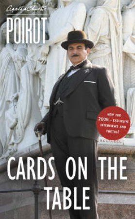 Poirot:  Cards On The Table by Agatha Christie
