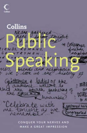 Collins Public Speaking by Unknown