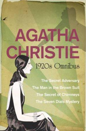 Agatha Christie: 1920s Omnibus by Agatha Christie
