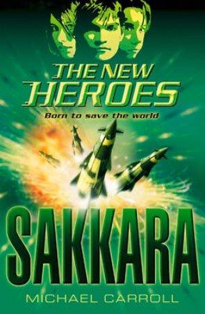 Sakkara by Michael Carroll