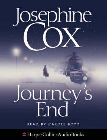 Journey's End - Abridged - Cassette by Cox Josephine