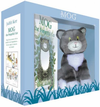Mog The Forgetful Cat - Gift Set by Judith Kerr