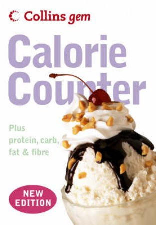 Collins Gem: Calorie Counter by Graham King