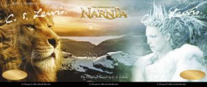 The Chronicles Of Narnia: The Lion, The Witch And The Wardrobe - CD by CS Lewis