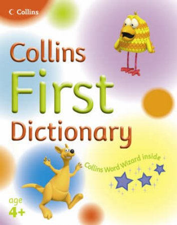 Collins First Dictionary by Evelyn Goldsmith