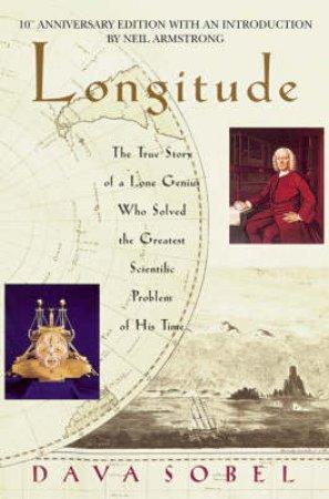 Longitude: 10th Anniversary Edition by Dava Sobel