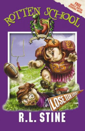 Lose, Team, Lose by R L Stine