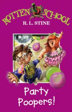 Party Poopers by R L Stine