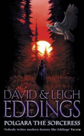 Mallorean: Polgara The Sorceress by David Eddings & Leigh Eddings