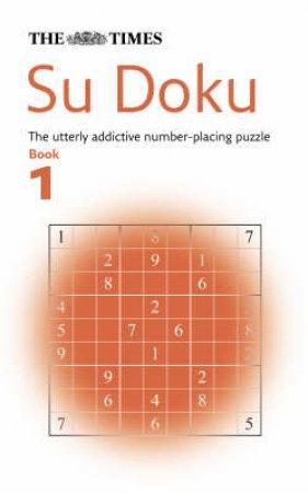 The Times: Su Doku by Wayne Gould