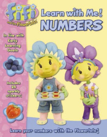 Learn Wtih Me Book: Numbers by Unknown