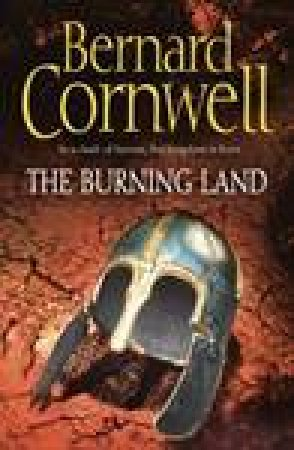 Burning Land by Bernard Cornwell