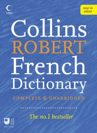 Collins Robert French Dictionary 8th Edition by Unknown
