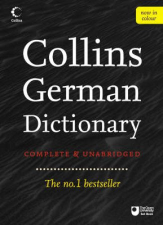 Collins German Dictionary - 6 Ed by Unknown
