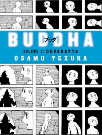 Devadatta by Osamu Tezuka