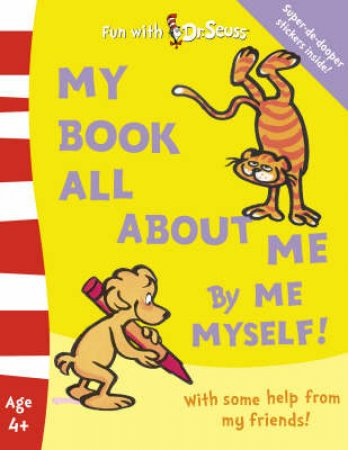 My Book All About Me by Dr Seuss