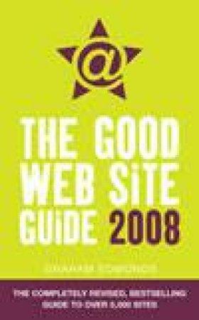 Good Website Guide 2008 by Graham Edmonds