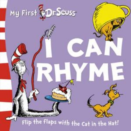 I Can Rhyme! by Dr Seuss